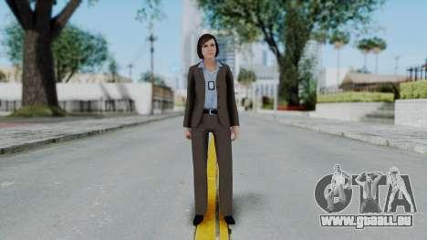 GTA 5 Karen Daniels IAA für GTA San Andreas zweiten Screenshot