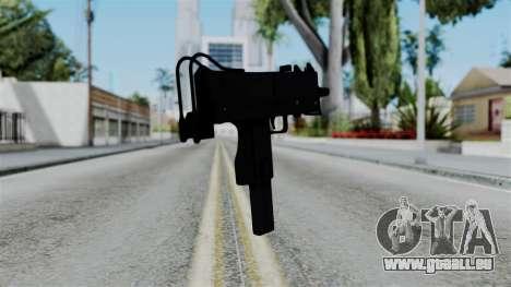 No More Room in Hell - MAC-10 für GTA San Andreas zweiten Screenshot