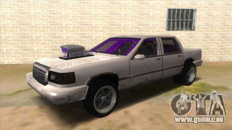 Stretch Sedan Drag pour GTA San Andreas