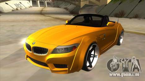 BMW Z4 Liberty Walk Performance pour GTA San Andreas