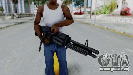 Vice City M60 pour GTA San Andreas