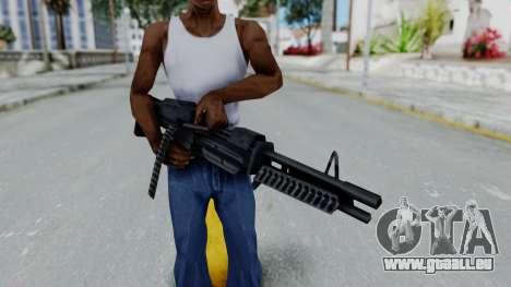 Vice City M60 für GTA San Andreas