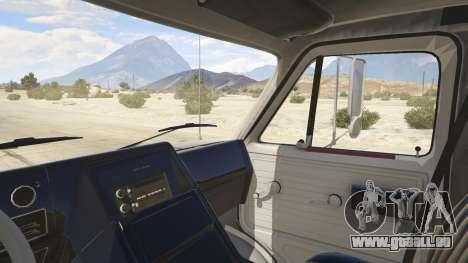 Chevrolet G-30 Cube Truck für GTA 5