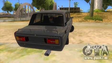 VAZ 2106 Drift Edition pour GTA San Andreas vue de droite