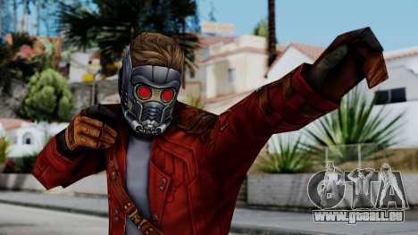 Marvel Future Fight - Star-Lord pour GTA San Andreas