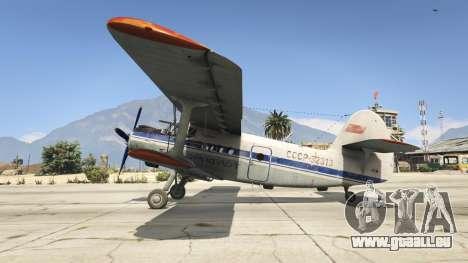 GTA 5 An-2 zweite Screenshot