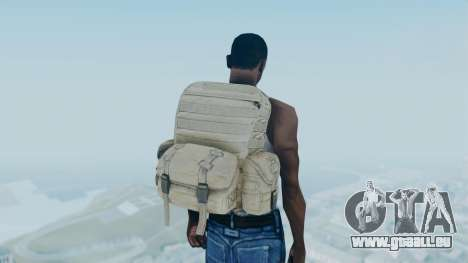 Arma 2 Backpack für GTA San Andreas dritten Screenshot