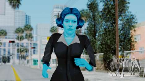 Bully Insanity Edition - Miss Danvers pour GTA San Andreas
