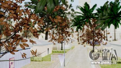 Vegetation Ultra HD pour GTA San Andreas