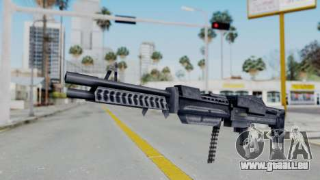 M60 from Vice City pour GTA San Andreas