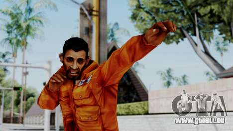 CS 1.6 Hostage 03 pour GTA San Andreas