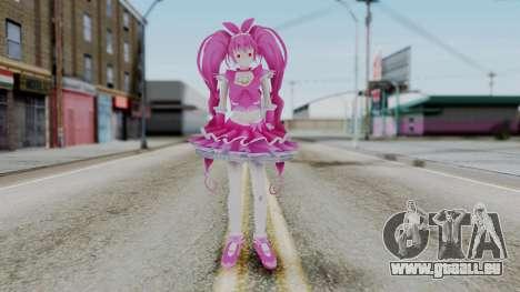 Sweet Precure Cure Melody für GTA San Andreas zweiten Screenshot