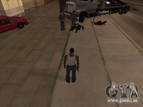 Russen in der Shopping-district v2 für GTA San Andreas dritten Screenshot