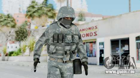 Acu Soldier 2 pour GTA San Andreas