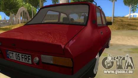 Dacia 1310L 1999 pour GTA San Andreas vue de droite