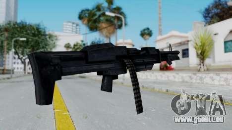 Vice City M60 für GTA San Andreas dritten Screenshot
