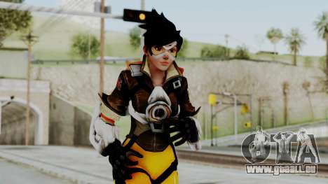 Tracer - Overwatch pour GTA San Andreas