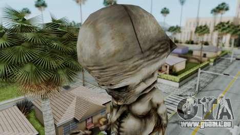 Nihilanth (Final Boss) from Half Life für GTA San Andreas dritten Screenshot