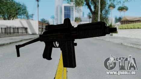 9A-91 Kobra für GTA San Andreas