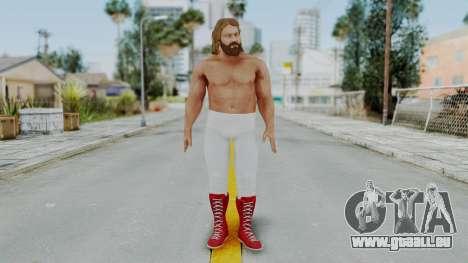 Big John Studd für GTA San Andreas zweiten Screenshot