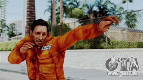 CS 1.6 Hostage 04 pour GTA San Andreas