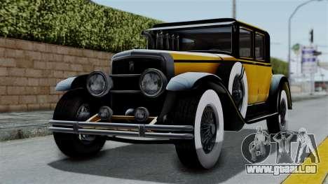 GTA 5 Albany Roosevelt Valor IVF für GTA San Andreas