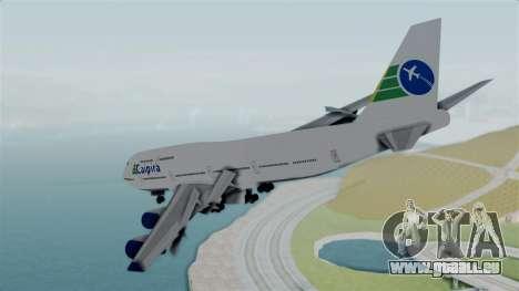 GTA 5 Jumbo Jet v1.0 Caipira Air für GTA San Andreas rechten Ansicht
