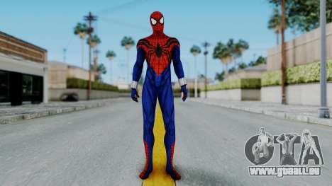 Spider-Man Ben Reilly pour GTA San Andreas deuxième écran