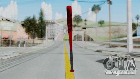 GTA 5 Baseball Bat 2 pour GTA San Andreas troisième écran
