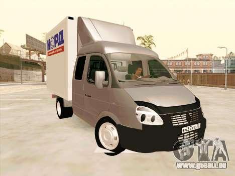 GAZ 33023 NORD pour GTA San Andreas