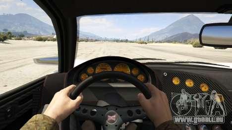 GTA 5 Star Wars Battlefront Jester Race Theme Rückansicht