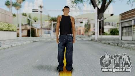 GTA 5 Mexican Goon 2 pour GTA San Andreas troisième écran