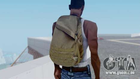 Arma 2 Czech Pouch Backpack für GTA San Andreas