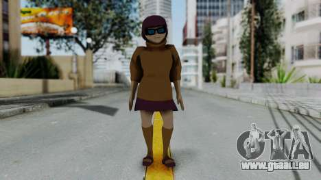 Scooby Doo Velma pour GTA San Andreas deuxième écran
