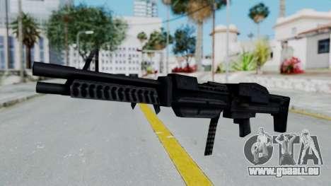 Vice City M60 für GTA San Andreas zweiten Screenshot