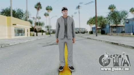 GTA Online - Custom Male Chav für GTA San Andreas zweiten Screenshot
