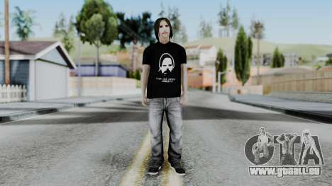 El Gigolo pour GTA San Andreas deuxième écran