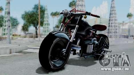 Turbike 2.0 für GTA San Andreas