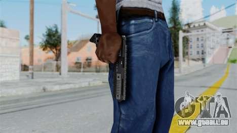 GTA 5 AP Pistol - Misterix 4 Weapons pour GTA San Andreas troisième écran