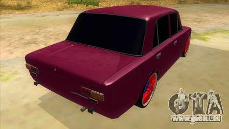 VAZ 2101 Chien pour GTA San Andreas vue de droite