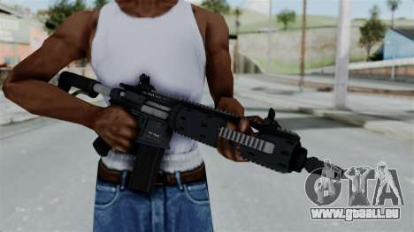 GTA 5 Carbine Rifle für GTA San Andreas dritten Screenshot