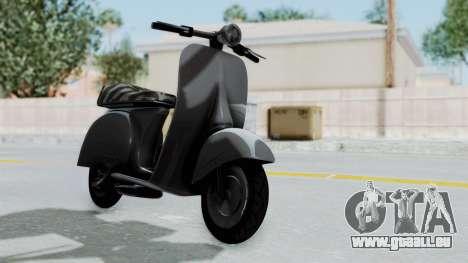GTA 5 Principe Faggio pour GTA San Andreas