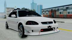 Honda Civic Hatchback für GTA San Andreas