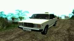 VAZ 2107-Taxi