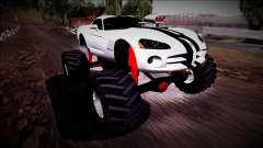 Dodge Viper SRT10 Monster Truck