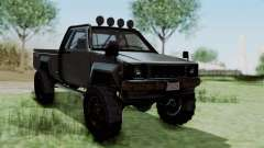 GTA 5 Karin Rebel 4x4 Worn IVF
