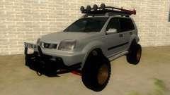 Nissan X-Trail 4x4 Dirty by Greedy für GTA San Andreas