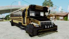 Armored School Bus pour GTA San Andreas