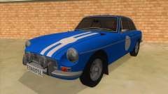 Richard Hammond MGB GT Top Gear