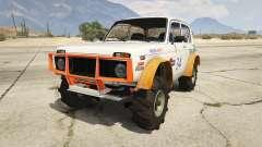 SUV VAZ-2121